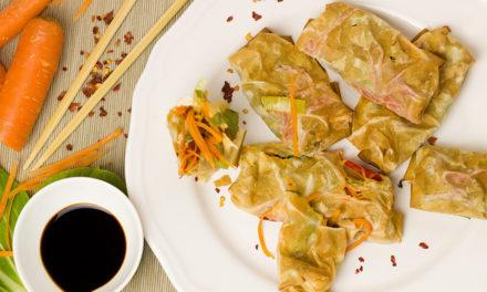Mit Sesamöl perfekt asiatisch kochen