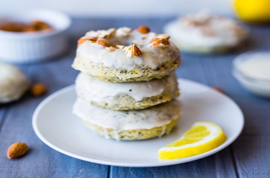 Zitronenkuchen Kekse