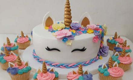 Einhorn Torte – Das Highlight auf jeder Prinzessinen-Party