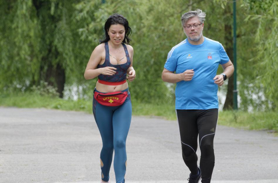 Joggen und gesund bleiben – schon einmal pro Woche laufen reicht aus