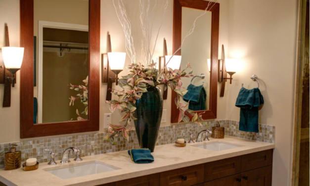 Wie richtig platzierte Leuchten das Bad zum Highlight machen