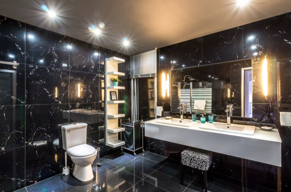 Mit den richtigen Möbeln das Badezimmer zum Glanzlicht machen