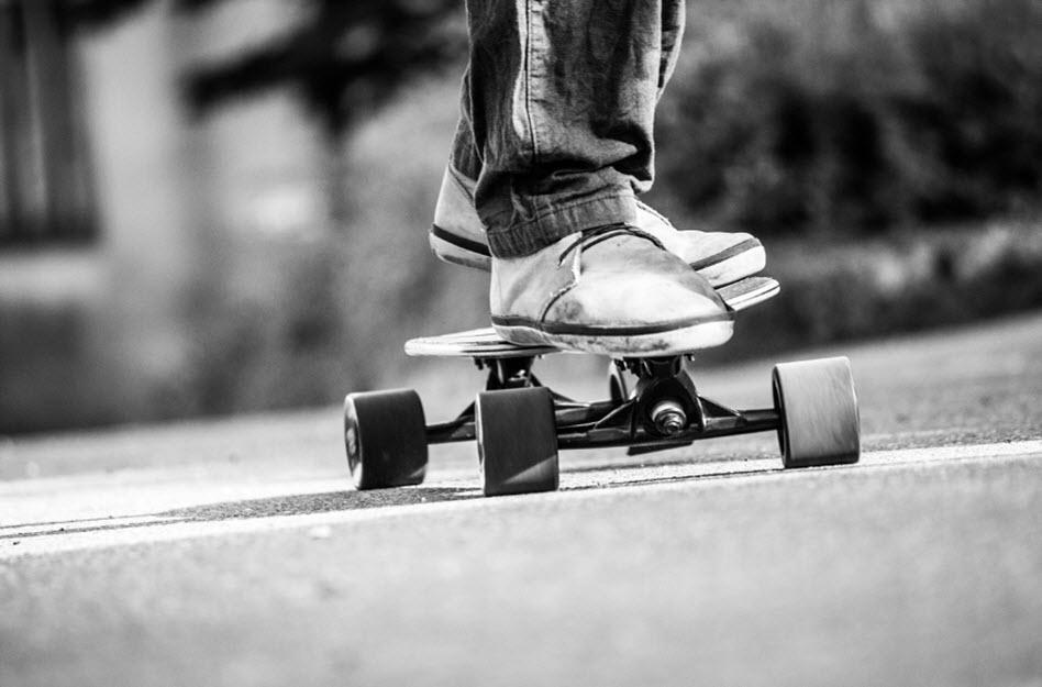 Das Longboard mit Elektromotor – mehr Spaß oder mehr Gefahren?