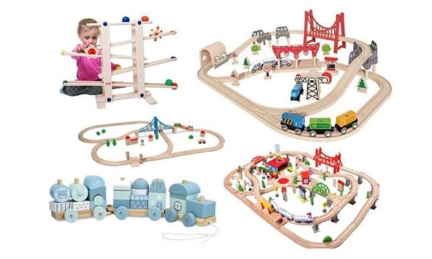 Warum ein Holzeisenbahn Spielzeug nie seine Faszination verliert