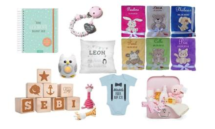 Welche Geschenke zur Geburt sind besonders beliebt?