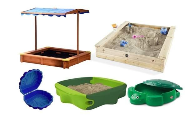 Der Sandkasten – ein Spielplatz, der nie aus der Mode kommt