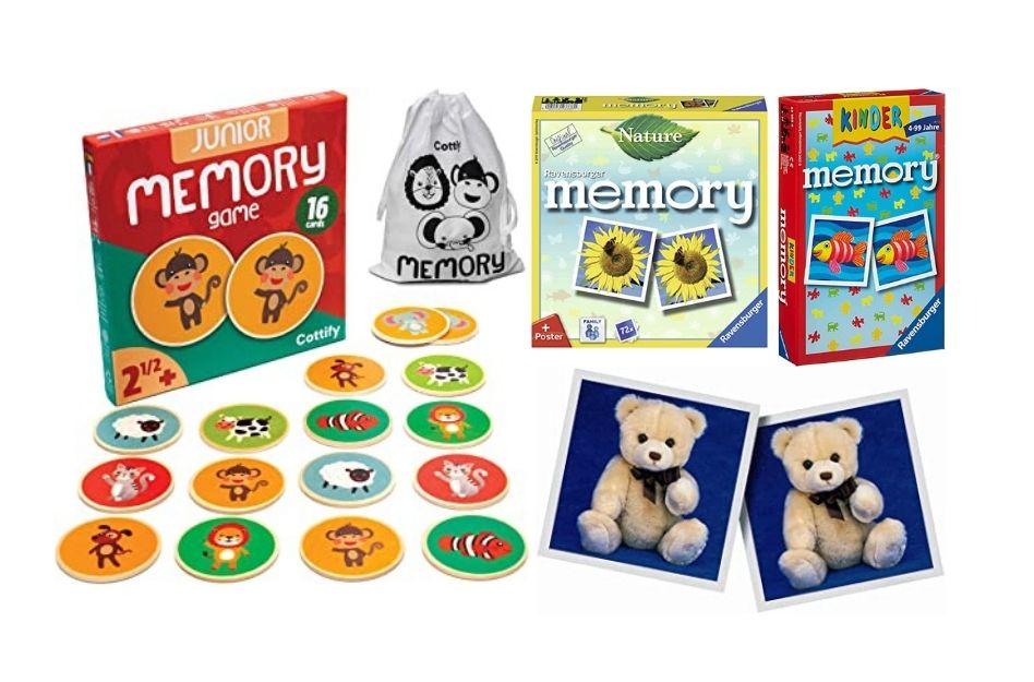 Memory Spiele für Kinder – ein spannender Spaß für die ganze Familie