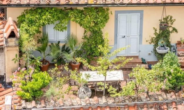 Verwandlen Sie Ihre Terrasse in eine angenehme Outdoor Area