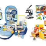 Tolle Geschenkideen für kreatives und pädagogisch wertvolles Spielzeug