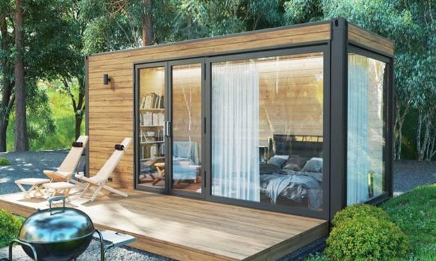 Die passenden Gartenhäuser für Ihr LogFoot™ Fundament